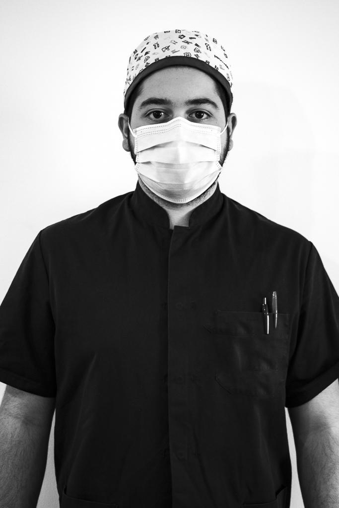 Substitutes Homeless, reportaje de fotografía de Diego Denora, expat en Valencia durante la pandemia Covid 19. Karim.