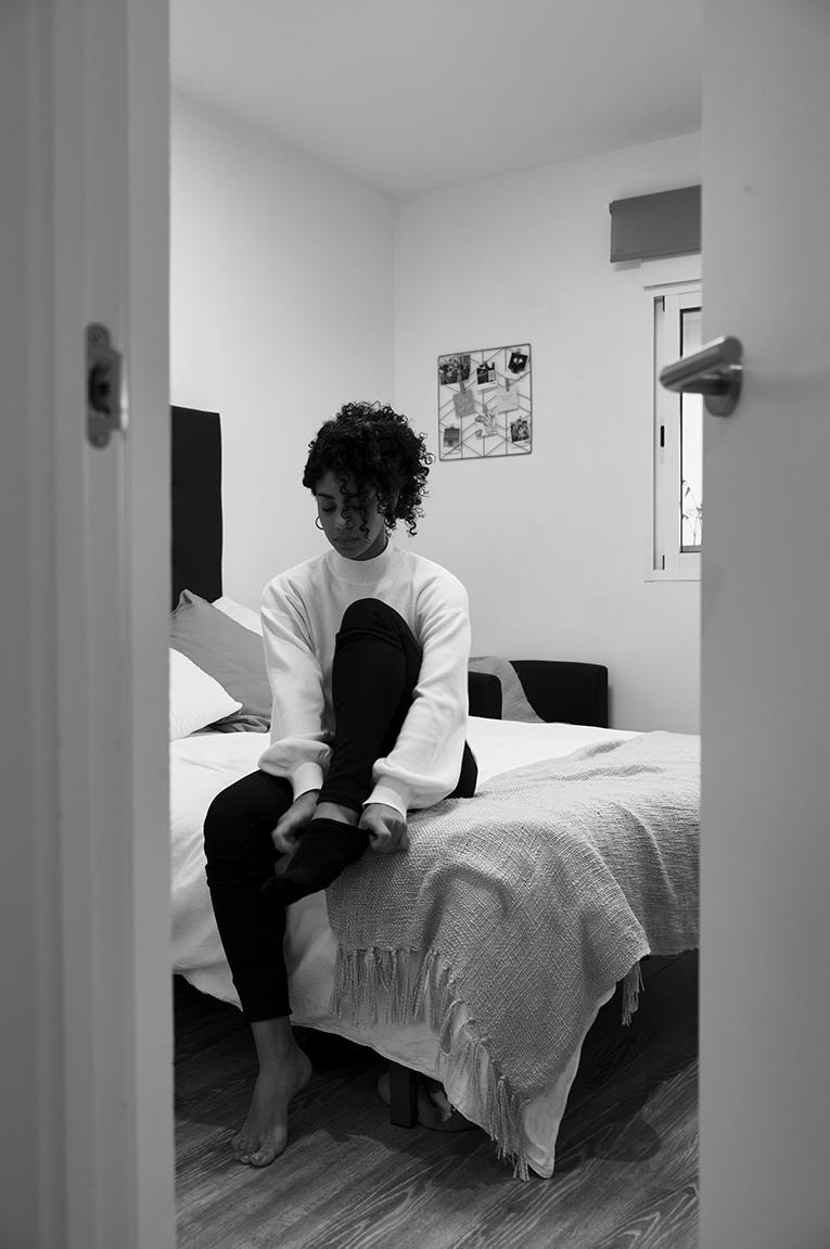 Substitutes Homeless, reportaje de fotografía de Diego Denora, expat en Valencia durante la pandemia Covid 19. Genesis.